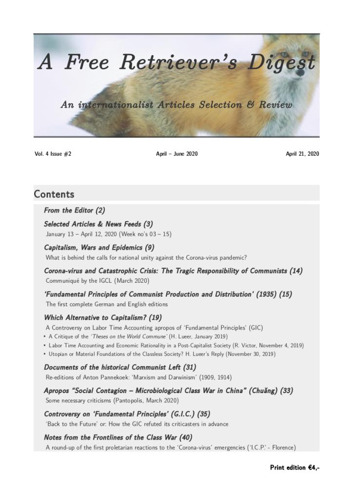200421 A Free Retriever's Digest Vol4Nr 02.cover